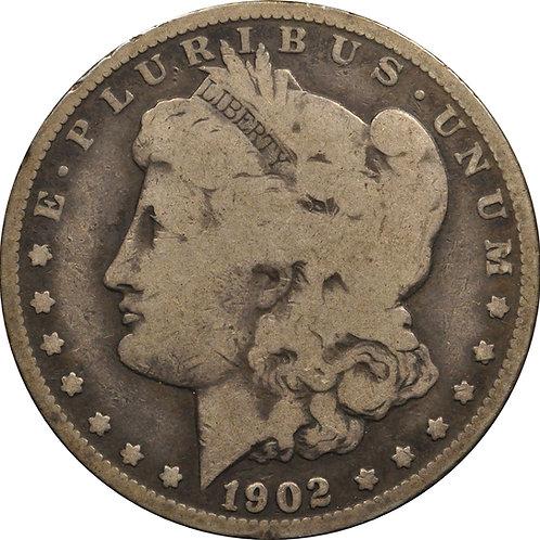 1902-O VAM 3 'Micro O' Morgan Dollar counterfeit