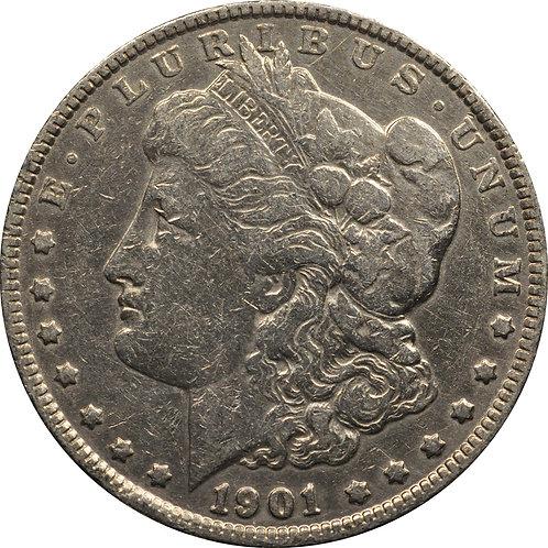 1901-O VAM 60 Morgan Dollar counterfeit