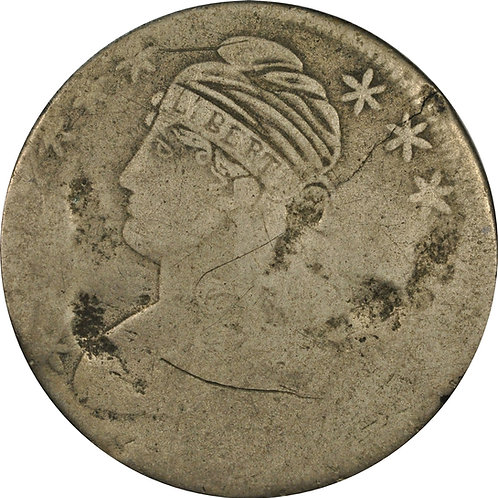 1828 4-D counterfeit CBH