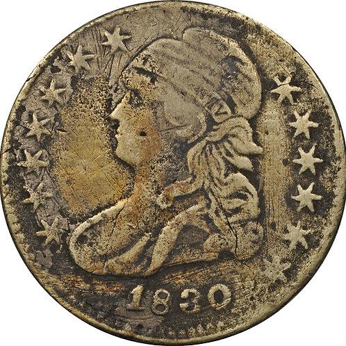 1830 2-B counterfeit CBH