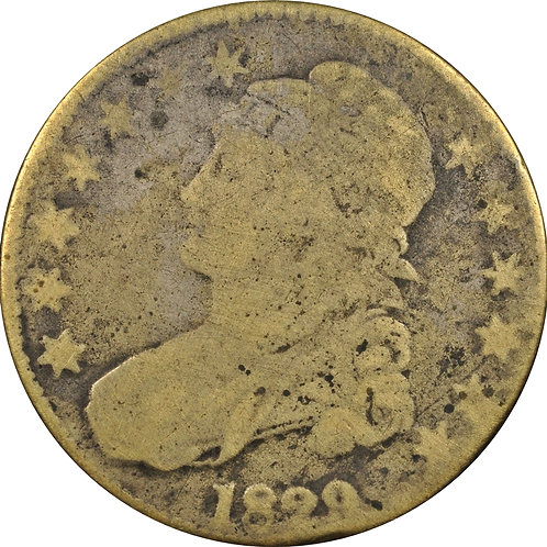 1829 Transfer Die O-114 counterfeit CBH