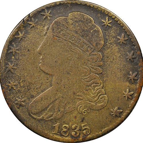 1835 1-A counterfeit CBH