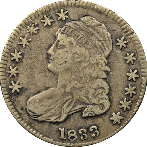 1833 8-H counterfeit CBH