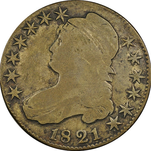 1821 2-B counterfeit CBH