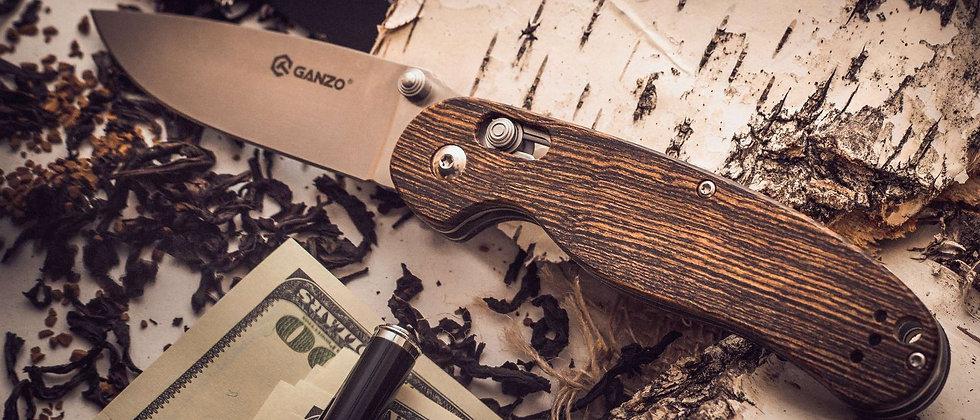 Складной нож Ganzo G7392-W1
