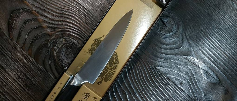 Нож кухонный Универсальный SATAKE SAKURA, 135 мм