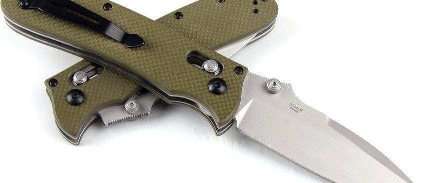 Складной нож Ganzo G704g