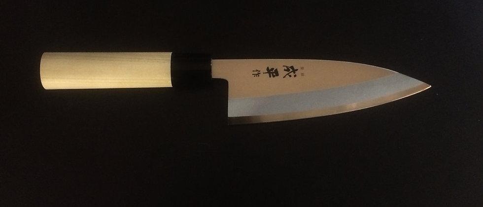 Японский кухонный нож FC-72 Молибден-ванадиевая сталь (3 мм)