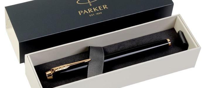Ручка роллер, Parker IM Core - Black GT