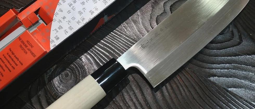 Нож кухонный Satake Накири 160 мм