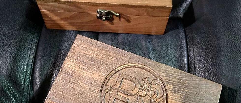Купюрница (ценные породы дерева: бук)