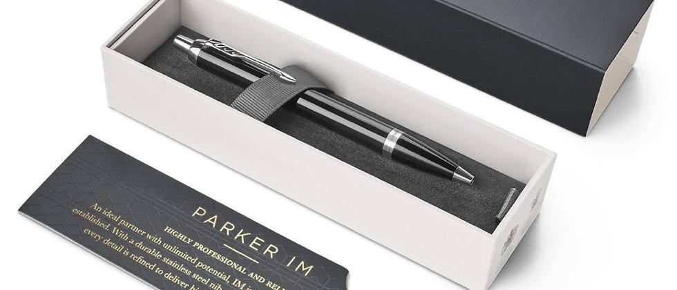 Шариковая ручка Parker IM - Black CT