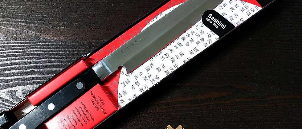 Нож японский Янагиба, SATAKE Line, 21 см