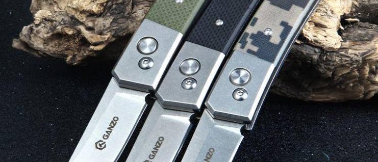 Складной нож Ganzo G7362-CA
