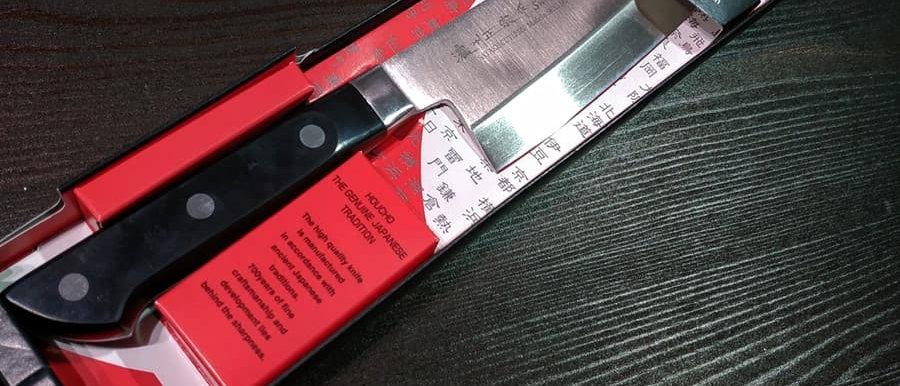 Нож кухонный Деба, 160 мм, рукоять ударопрочный пластик