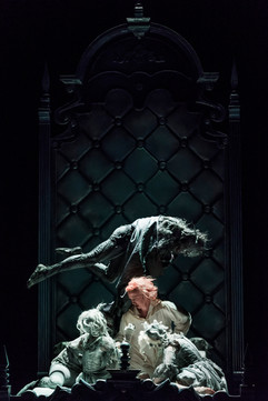 Dracula, Royal Opera House Stockholm, 2017. Photo: Carl Thorborg