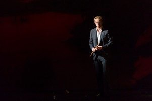 Die Zauberflöte, Royal Opera House Stockholm, 2016. Photo: Hans Nilsson