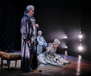 Dialogues des carmélites, Royal Opera House Stockholm, 2019. Photo: Micke Sandström