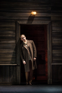 Eugene Onegin, Royal Opera House Stockholm, 2018. Photo: Sören Vilks