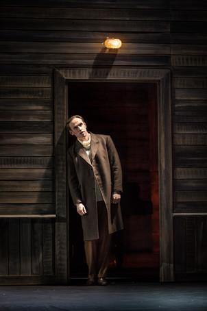 Eugene Onegin, Royal Opera House Stockholm, 2018. Photo: Sören Vilks