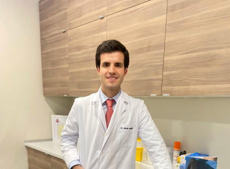 El Dr. Olivas-Menayo abre consulta en el centro de Mérida