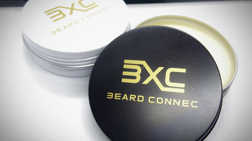 Package Set: 2x Beard and Face Balms (60ml Baobab and 60ml Vitamin E Editions)