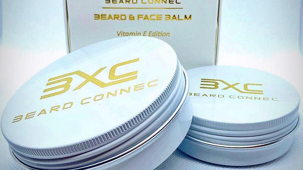 Beard and Face Balm Vitamin E Edition