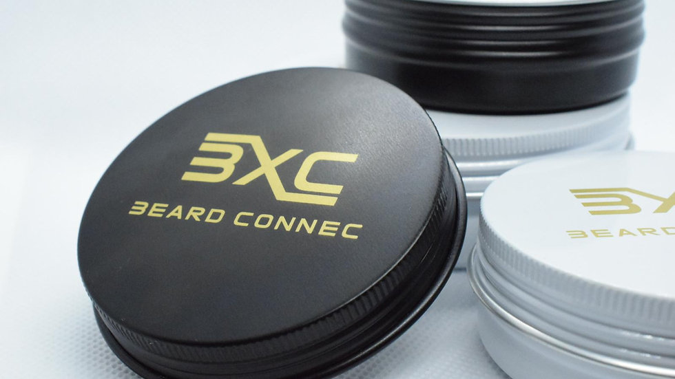 Package Set: 2x Beard and Face Balms (100ml Baobab and 100ml Vitamin E Editions)