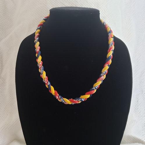 """20"""" Rope/Tornado Necklace(Includes Numbers)"""