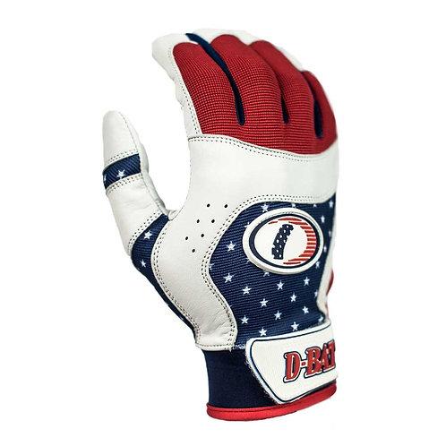 DBAT Freedom Series Batting Gloves
