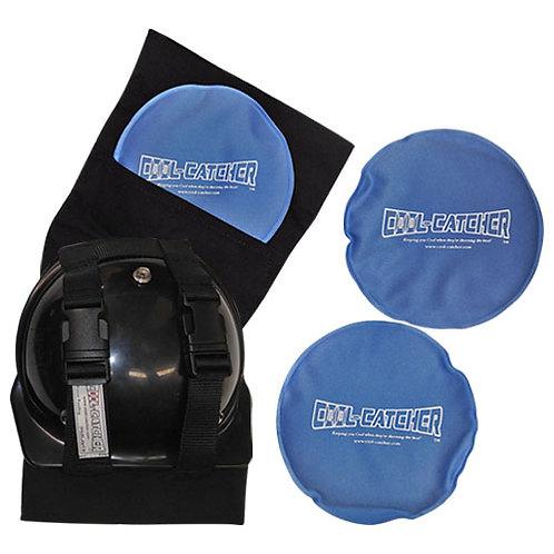 Cool Catcher Helmet Cooler w/ 3 gel packs
