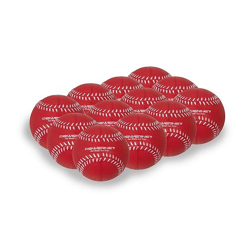 PowerNet Memory Foam Balls (12 pack)