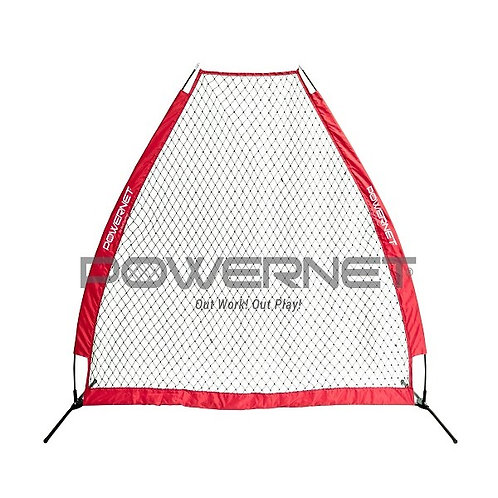 PowerNet A-Frame Pitching Screen