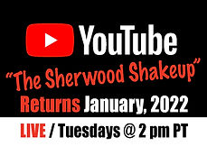 Sherwood Players Shakeup channel
