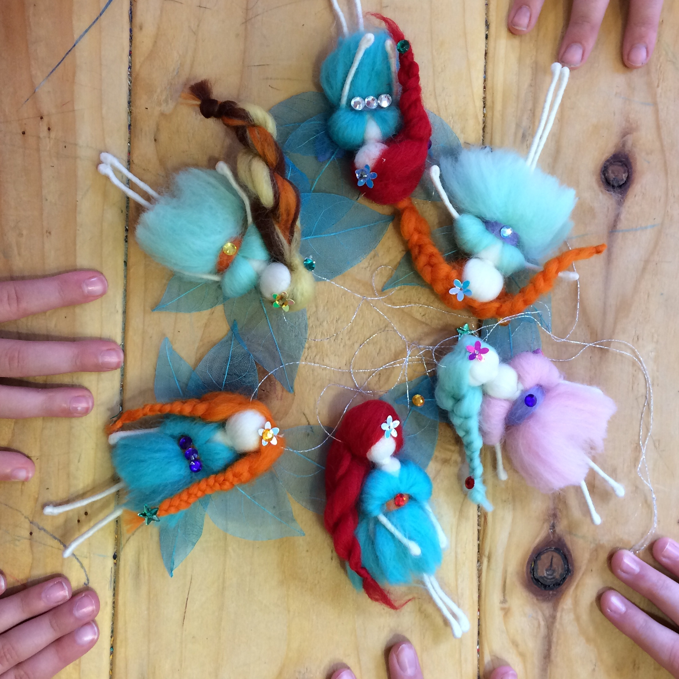 Kids Fairy workshop 3rd July 2019