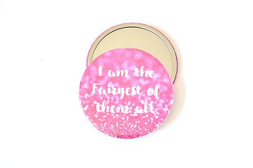 My Wool Fairy Pocket Mirror