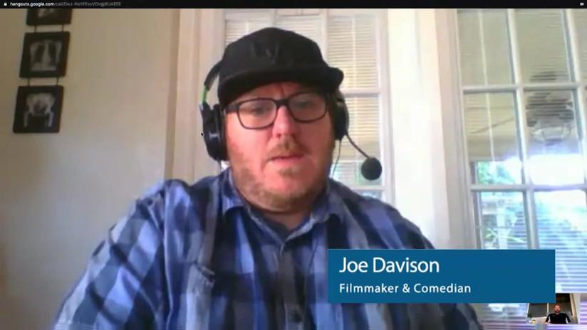 Joe Davison live streaming.mp4