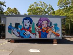 Dee Why Public School - Music Room
