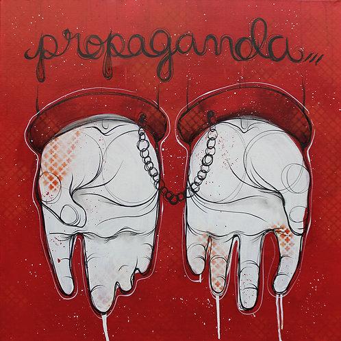 """Painting - """"Propaganda"""""""