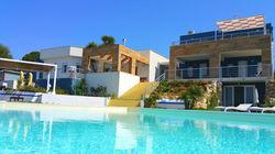 Casa Azul piscina