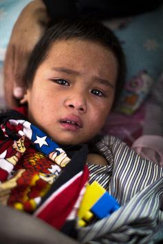 PORTRAIT OF PAIN Kathmandu hospital