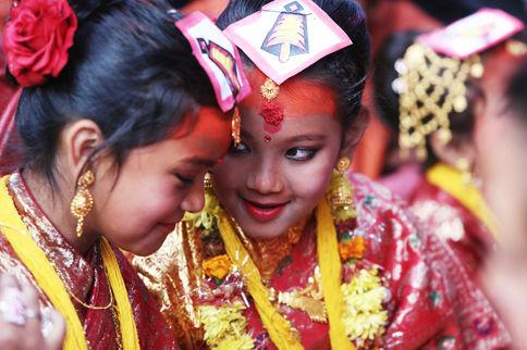 HOLY BAEL CEREMONY: THE SECRET Kathmandu