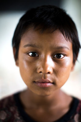 PORTRAIT OF AN ORPHAN Sindhupalchowk District