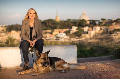 Federica Sciarelli - TV Presenter