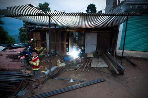 LIGHT BEAM! THE RECONSTRUCTION Sindhupalchowk District