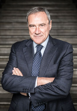 Pietro Grasso - Politician