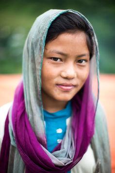 PORTRAIT OF A FAITHFUL GIRL