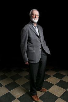 """Eugenio Scalfari - Founder of """"La Repubblica"""", Journalist"""