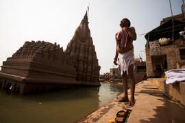 Varanasi, UP, INDIA