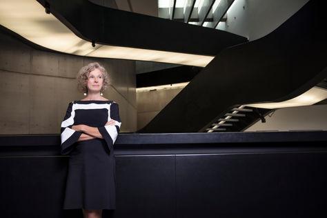Giovanna Melandri - President of Fondazione MAXXI